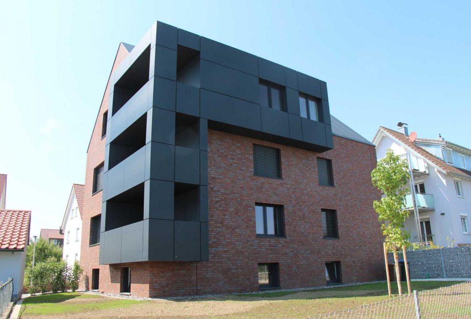 Privathaus Ailingen Gramm Dach Und Fassaden
