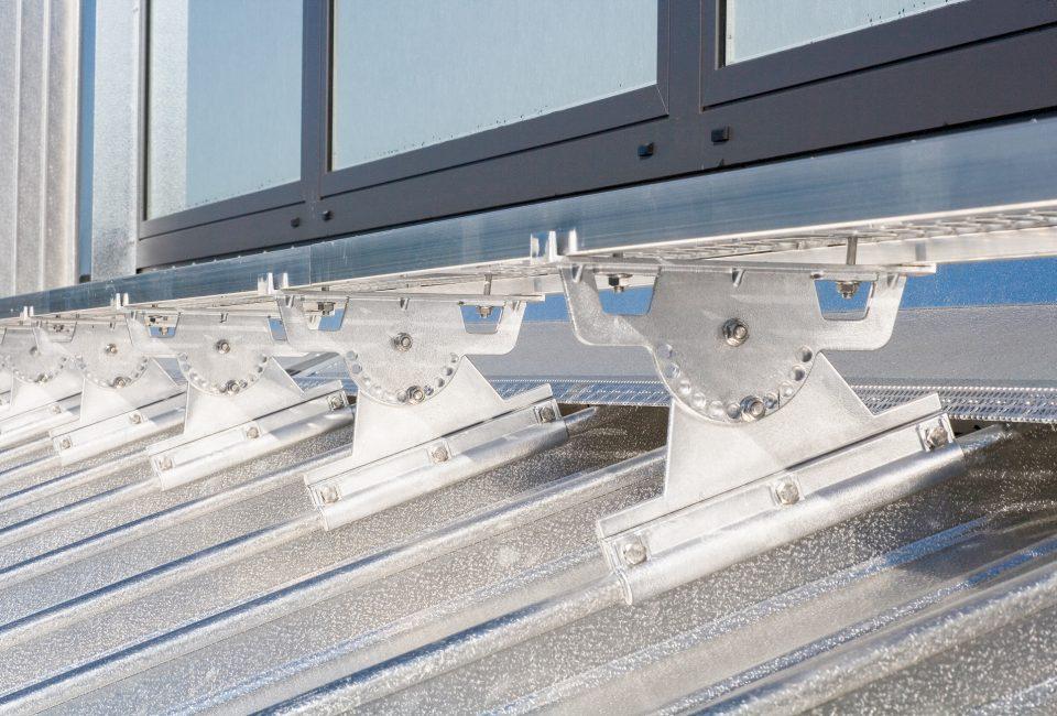 Aluminiumdächer