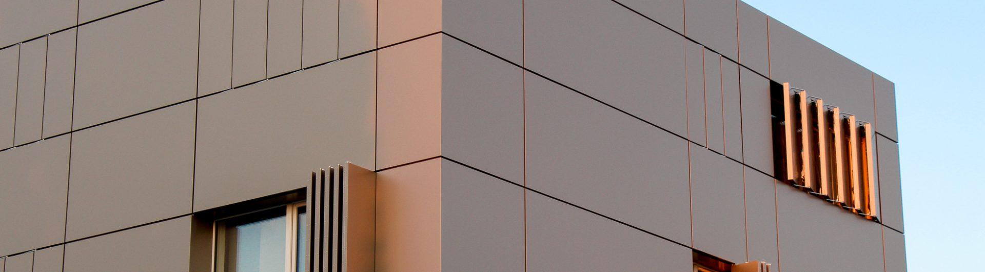 ALUCOBOND®-Fassade